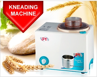 Kneading Machine Steel Bowl With Timer